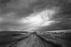 Dirt Road Storm
